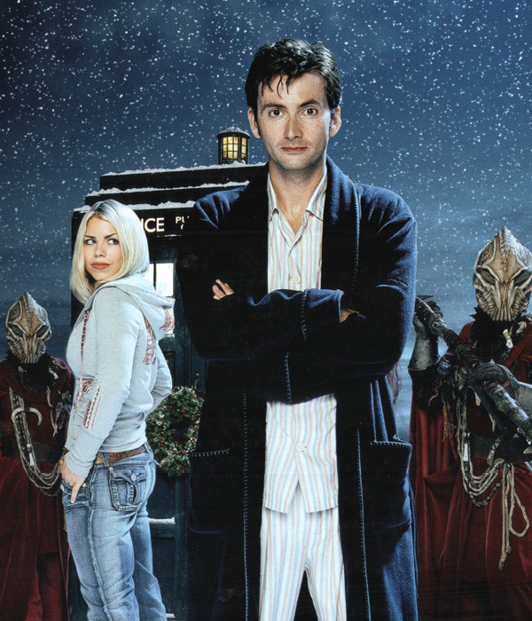 Doctor Who The Christmas Invasion.10th Doctor The Christmas Invasion Pyjamas The Ultimate
