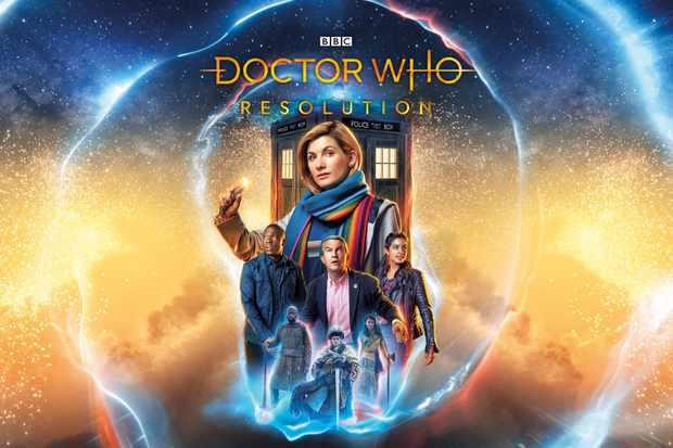 doctor who resolution - comentarios especial ano nuevo